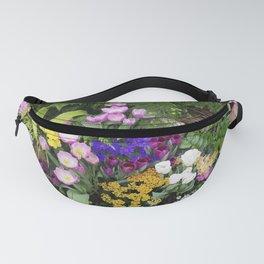 Floral Spectacular - Spring Flower Show Fanny Pack