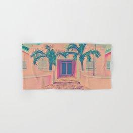Florida Blanca Hand & Bath Towel