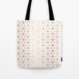 Hive Mind - Rose Gold #113 Tote Bag