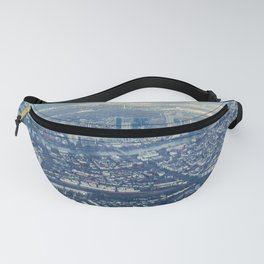 Airplane Ride Fanny Pack