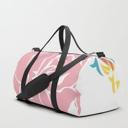 Large Rose Duffle Bag