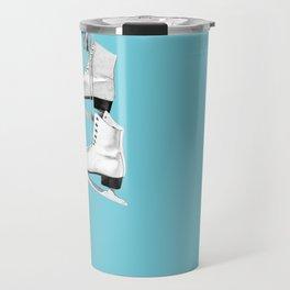 Ice Queen - blue Travel Mug