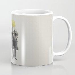 Lemon Mugshot Coffee Mug