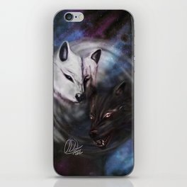 Feed The Wolves 2017 iPhone Skin