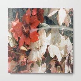 Street /416/ Floral Metal Print