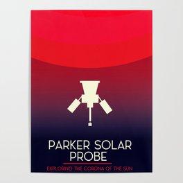 Parker Solar Probe Exploration of the corona of the sun. Poster