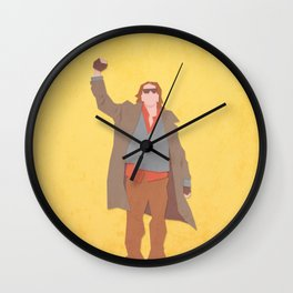 Sincerely Yours (The Breakfast Club) Wall Clock