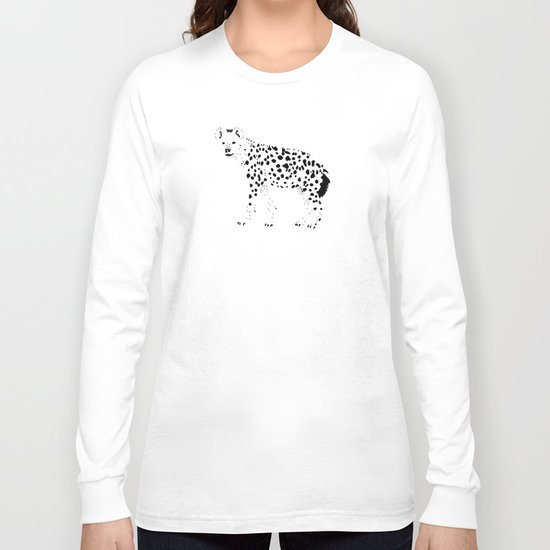Hyena Spots Long Sleeve T-shirt