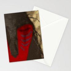 FOREST SPIRIT MASK Stationery Cards