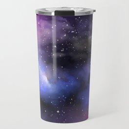 Splashing Galaxy Style Travel Mug