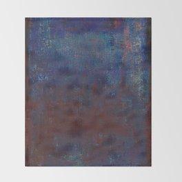 Isaz - Runes Series Throw Blanket