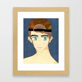 For the Love of Jaxon Framed Art Print