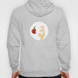iLove Apple Hoody