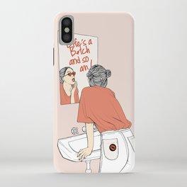 Life's A B*tch iPhone Case