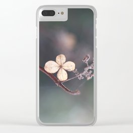Awaiting Spring Clear iPhone Case