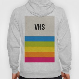 VHS Retro Box Hoody
