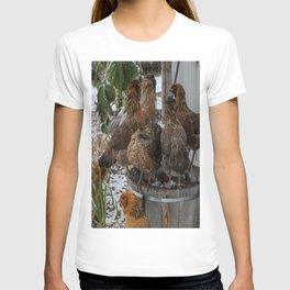 Meeting of the Hens T-shirt