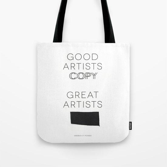 Steal Tote Bag