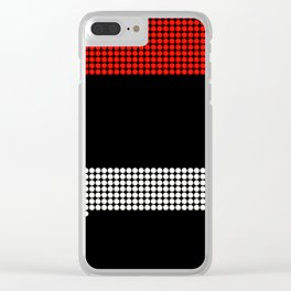 Beaded Clear iPhone Case