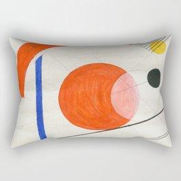 b.eye.haus Rectangular Pillow