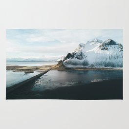 Iceland Adventures - Landscape Photography Rug