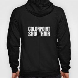 Colorpoint Shorthair Lover Hoody