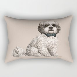 Merry is Smarter Than You Rectangular Pillow