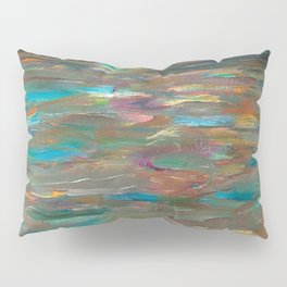 Ocean Currents at Twilight by Hubertine Heijermans Pillow Sham