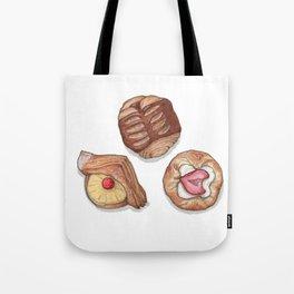 Breakfast & Brunch: Viennoisserie Tote Bag
