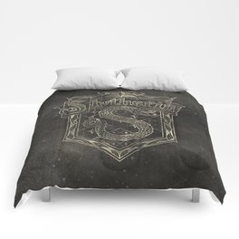 Slytherin House Comforters