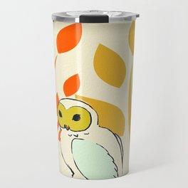 Well, Owl Be Travel Mug