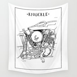 Knuckle Wall Tapestry
