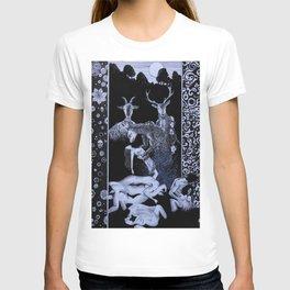 A Werewolf Dream T-shirt