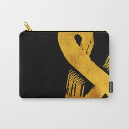 GOLD Ampersand Carry-All Pouch