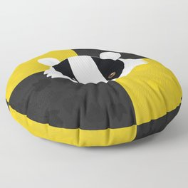 The Badger of Loyalty (Limited 2018) Floor Pillow