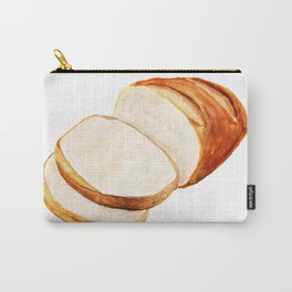 White bread Carry-All Pouch