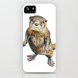 Otterly Adorable iPhone Case