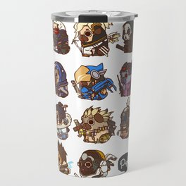 Pugliewatch Collection 1 Travel Mug