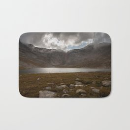 Summit Lake and Mount Evans Bath Mat
