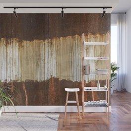 Rust 04 Wall Mural