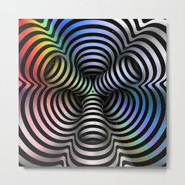 Subconsciousness Metal Print