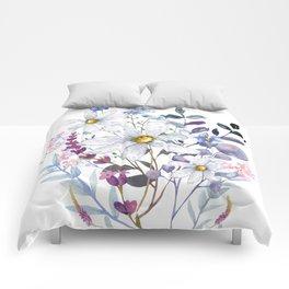 Wildflowers V Comforters
