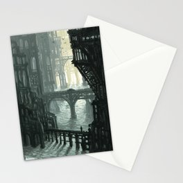 City of Bridges Stationery Cards