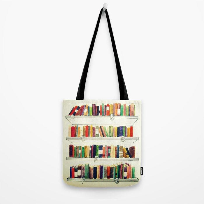 Books Tote Bag