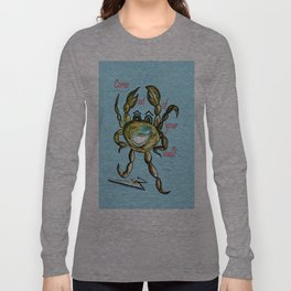 Come Out of Your Shell! Long Sleeve T-shirt