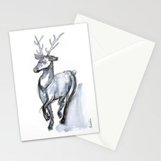 Buck, Watercolor Stationery Cards