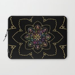 Mandala of Wishes Laptop Sleeve