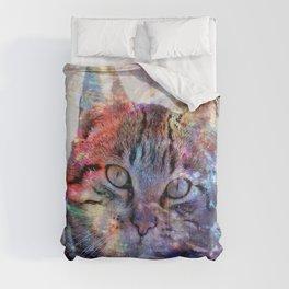 SpaceCat Comforters