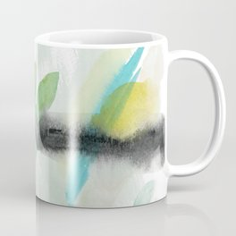 Summer Air Abstract Coffee Mug