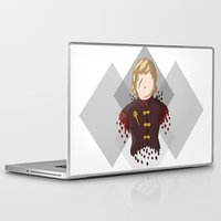 lannister Laptop & iPad Skins featuring Tyrion Lannister by itsamoose